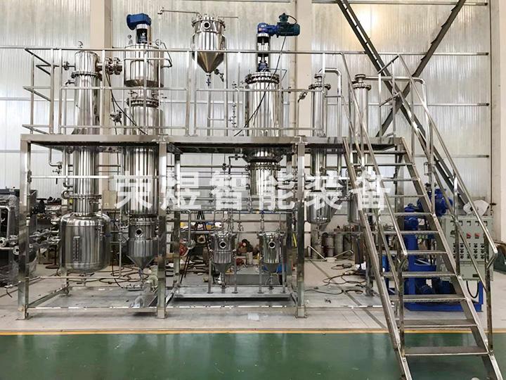 刮膜式分子天博国际平台设备